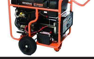 Portable Home Generator Benefits