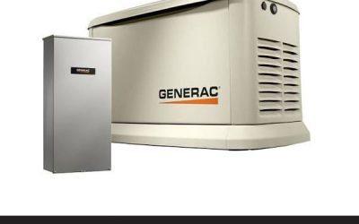 Whole House Generator: Peace of Mind