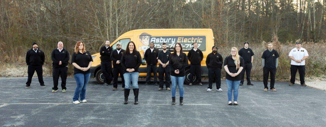 Asbury Electric Team Members