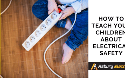 How to Teach Your Children About Electrical Safety