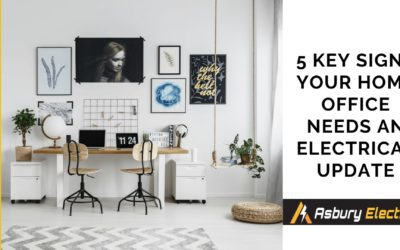 5 Key Signs Your Home Office Needs an Electrical Update